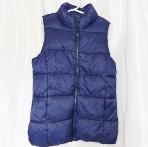Old Navy Girl's Size L Puffy Vest